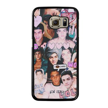 DOLAN TWINS COLLAGE Samsung Galaxy S6 Case