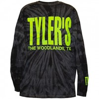 Tyler's :: TYLER'S :: THE WOODLANDS :: TIE DYE :: HW TIEDYE LS