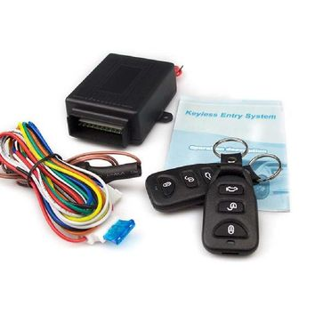 New Universal Car Remote Central Kit