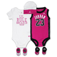 Jordan Lil Jersey 5-Piece Infant Set