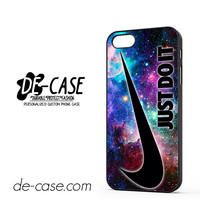 Nike Just Do It Nebula For Iphone 5 Iphone 5S Case Phone Case Gift Present