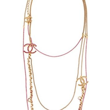 Chanel Strands Necklace
