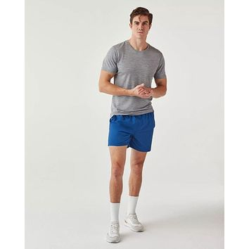 Olivers - All Over 5.5 in Royal Shorts