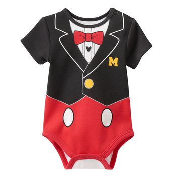 Kohls Baby Boy Clothes Beauteous Disney's Mickey Mouse Tuxedo Bodysuit From Kohl's Baby
