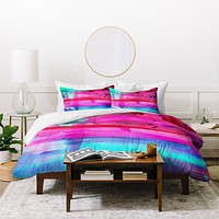Sophia Buddenhagen Reflection Duvet Cover