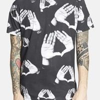 Men's ELEVENPARIS 'Roc-A-Fella' Short Sleeve Tee,