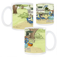 Regular Show We Gonna Party Mug | CartoonNetworkShop.com