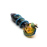 Empire Glass Dragon Sphere Glass pipe