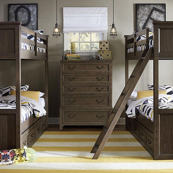Camden Twin over Twin Bunk Bed