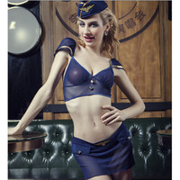 Cute Hot Deal On Sale Sexy Uniform Exotic Lingerie [6596214979]
