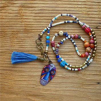 COLOR LOVE, layering necklace, wrap bracelet, anklet