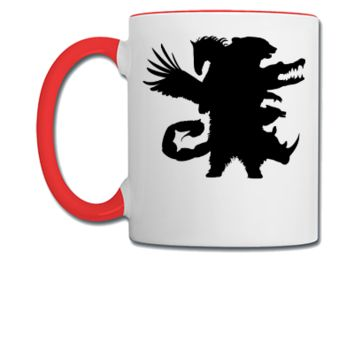 Bearoids - Animals on Steroids! Hilarious Joke Graphic Design Picture - Coffee/Tea Mug