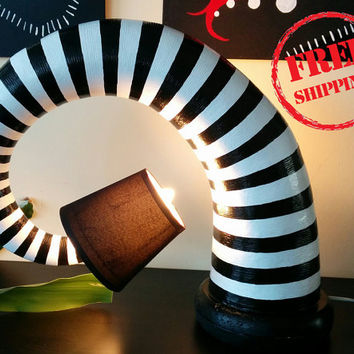 Big Beetlejuice Lamp