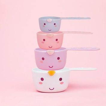 Elodie Unicorn Measuring Cups