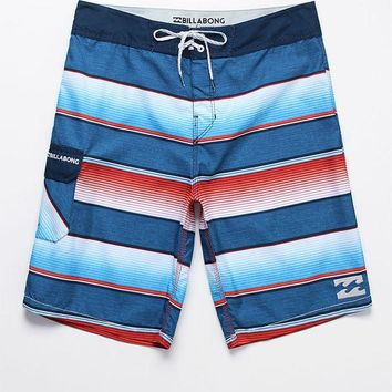 DCCKJH6 Billabong All Day OG Striped 21' Boardshorts