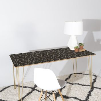 Heather Dutton Fuge Slate Desk