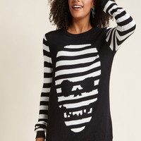 Banned Heads Up Long Sleeve Tunic