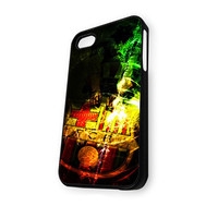 Barcelona FC Captain America iPhone 4/4S Case