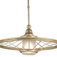 Rollick Pendant design by Currey & Company