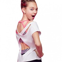 Capezio Dance Down the Runway Graphic Top | Tops | Capezio | Capezio