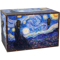 Van Gogh's Starry Night Trunk