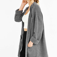 UNIF Sweater Trench Cardigan - Urban Outfitters