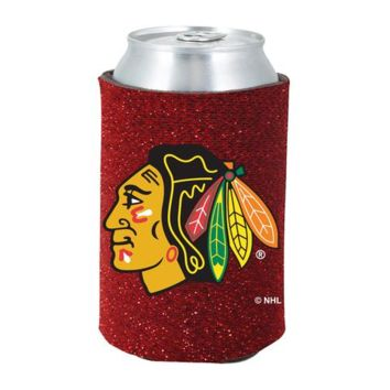 Chicago Blackhawks® Glitter Pocket Coolie™