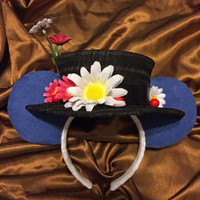 Nanny Mouse Ears Headband