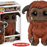 Pop! Movies: Labyrinth - Ludo