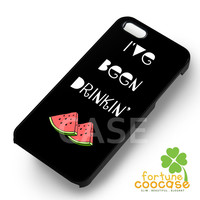 I've Been Drinkin Watermelon Quote Beyonce -tri for iPhone 4/4S/5/5S/5C/6/ 6+,samsung S3/S4/S5/S6 Regular/S6 Edge,samsung note 3/4