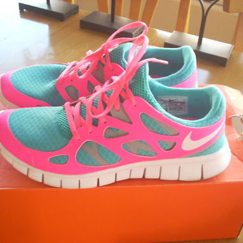 NIKE 'Free Run 2' Running Shoes Women's Size 9.5