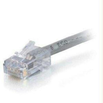 C2g C2g 5ft Cat6 Non-booted Network Patch Cable (plenum-rated) - Gray