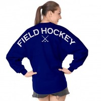 Field Hockey Spirit Football Jersey®