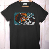 Fooly Cooly Monitor Robo Flcl T-Shirt