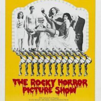 Rocky Horror Picture Show The Rhps Movie Poster Standup 4inx6in