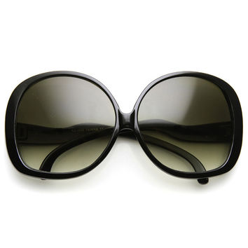OPAL OVERSIZED SQUARE SUNGLASSES