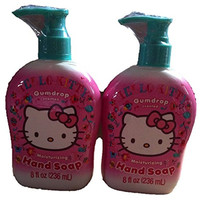 Hello Kitty Liquid Hand Soap (2 Bottles )
