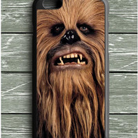 Face Chewbacca Star Wars iPhone 6 Plus Case