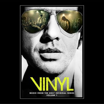 Vinyl: Music From The HBO Original Series Volume 1 LP