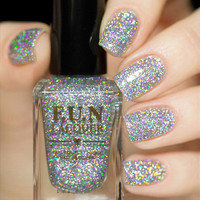 FUN Lacquer 24 Karat Diamond (H) Nail Polish