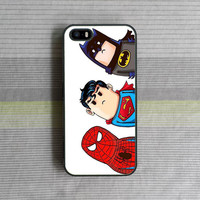iPhone 5S Case , iPhone 5C Case , iPhone 5 Case , iPhone 4S Case , iPhone 4 Case , Cute Superheroes