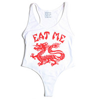 EAT ME BODYSUIT
