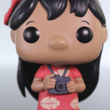 Funko Pop Disney, Lilo and Stitch, Lilo #124
