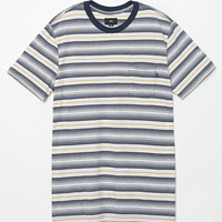 OBEY Croft Striped Pocket T-Shirt at PacSun.com