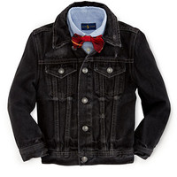 Ralph Lauren Childrenswear Boys 2-7 Denim Trucker Jacket