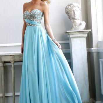 Sherri Hill 3914 at Prom Dress Shop