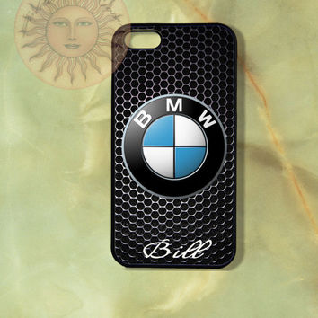 BMW Steeling Wheel -iPhone 5 case, iphone 4s case, iphone 4 case, Samsung GS3 case-Silicone Rubber or Hard Plastic Case, Phone cover
