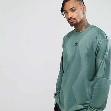 adidas Originals Chicago Pack Nova Goalie Jersey In Green BR5097 at asos.com