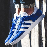 Adidas Originals Superstar GAZELLE City Pack Sneaker Blue