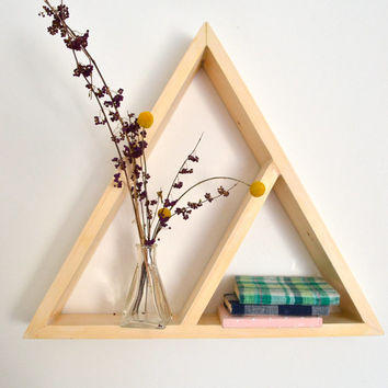 Large Triangle Shelf